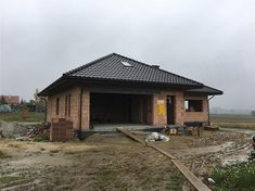 Projekt domu TK133 119,71 m2 - koszt budowy - EXTRADOM Home Fashion, House Plans, House Styles, Home Decor, Houses, Yurts, Decoration Home, Room Decor, House Floor Plans