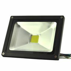 LED Lights : 10 Watt LED Floodlight (50 Watt Replacement) | myledlight.co.uk