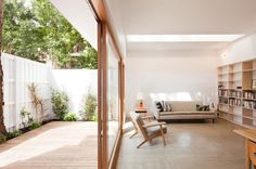 I love indoor/outdoor spaces...and bringing the outdoors in!