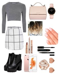 Untitled #11 by sdbeautyandfashion on Polyvore featuring polyvore, fashion, style, Glamorous, Givenchy, Ted Baker, Stila and Elegant Touch