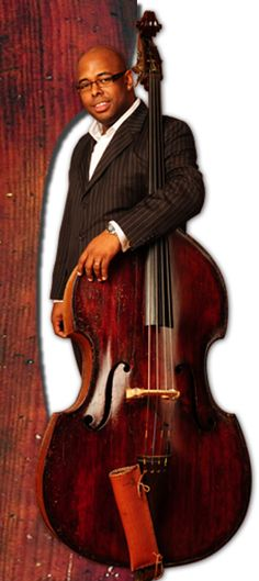 Christian McBride, one of this year's JazzFest artists, plays at 6:45 p.m. tomorrow at the Ohio Theatre. Check out his music! #tricjazzfest