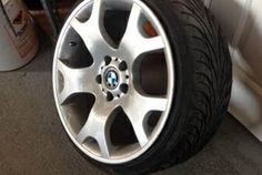 """19"""" wheels with adpters for audi 5x112  bmw wheels"""
