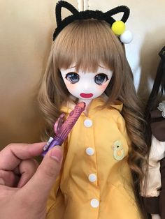 dildo for your doll.uhh what will they think of next? Ball Jointed Dolls, Snow White, Disney Characters, Fictional Characters, Dildo, Christmas Ornaments, Disney Princess, Holiday Decor, Art