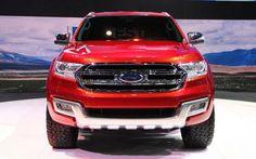2017 Ford Ranger Facelift