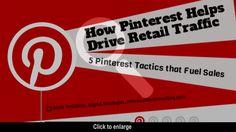 Infographic: 5 #Pinterest Tactics That Fuel Retail Sales [INFOGRAPHIC]