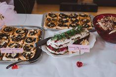 Juhlasuunnittelu: Juhlatarjoilujen suunnittelu useamman hengen juhliin? + Valmiit menuideat ja etukäteisvalmistelut – Viimeistä murua myöten Falafel, Waffles, Breakfast, Cake, Desserts, Food, Morning Coffee, Tailgate Desserts, Pie