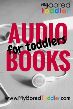 Best books for toddlers - Audio Books