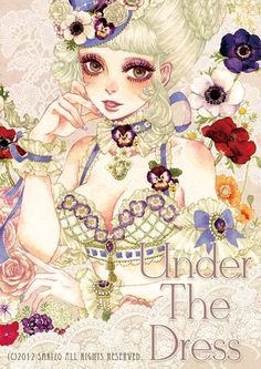 """Under The Dress"" by manga artist Sakizou."
