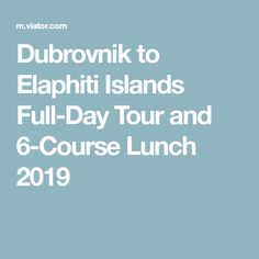 Dubrovnik to Elaphiti Islands Full-Day Tour and Lunch 2019 Free Beer, Boat Tours, Dubrovnik, Snorkeling, Islands, Cruise, Lunch, Day, Diving
