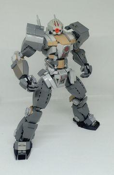 Inspired by Zaku Amazing Lego Creations, Lego Robot, Lego Mechs, Lego Models, Legos, Game, Inspired, Ideas, Lego