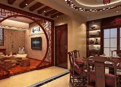 Image Result For Partition Design Living Room And Dining Hall Multipurpose