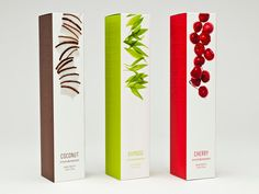 Fruits & Passion packaging by lg2 boutique branding