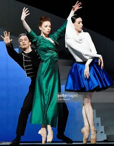 Poskromienie złośnicy / The Taming of the Shrew - Artemiy Belyakov, Ekaterina Krysanova and Olga Smirnova #Bolshoi