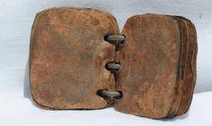 2.000 años de antigüedad: confirman autenticidad de los libros de metal que hablan de Jesús   MysteryPlanet.com.ar