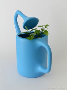 Katerina Kamprani designs sublimely dysfunctional everyday objects —3D for Designers