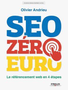 #SEO zéro euro  : Le référencement web en 4 étapes