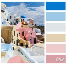 Pastels de Grèce