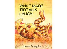 What Made Tiddalik Laugh (Folk Tales of the World) by Joanna Troughton