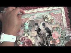 Wedding Layout tutorial by Arlene #graphic45