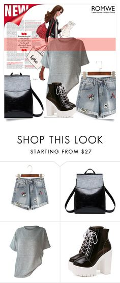 """""""romwe 10."""" by igor89 ❤ liked on Polyvore featuring romwe"""