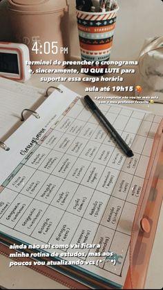 School Organization Notes, Binder Organization, School Notes, Study Pictures, Study Photos, College Motivation, Study Motivation, Study Timetable Template, School Planner