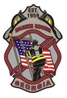 Warner Robins Fire Department Logo