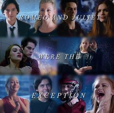 Betty and Jughead/Stiles and Lydia Parallels | Teen Wolf | Riverdale | Bughead | Stydia | Instagram