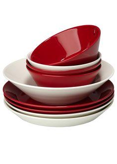 IITTALA Teema Place Setting, Treasure Chest, Kitchen Accessories, Finland, Scandinavian, Dishes, House Styles, Decoration, Tableware