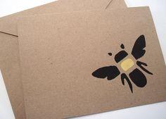 Bee envelopes