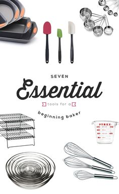 7 Essential Tools for a Beginning Baker | My Baking Addiction