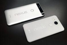 Google Nexus 6P & 5X is now on sale