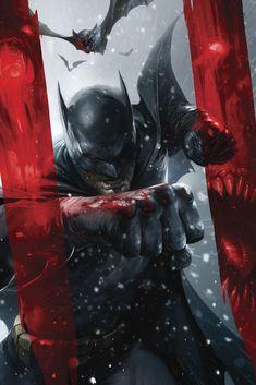 DC Comics Batman Rebirth Variant 2016 for sale online Comic Kunst, Comic Art, Comic Books, Dc Comics Art, Batman Comics, Black Quotes Wallpaper, Batman Artwork, Gotham Girls, Batman Beyond