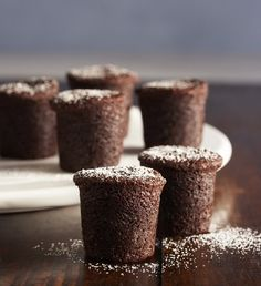 Chocolate Bouchons // Torani Loves This