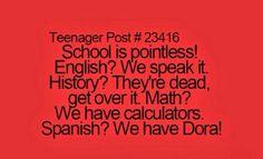 #School #subjects