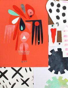 Pete Cromer | modern art #ClippedOnIssuu from Winkelen magazine July 2014
