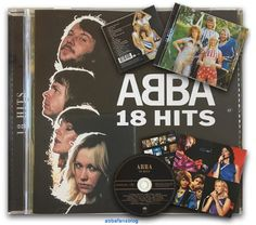 "Here are some pictures of the latest CD added to my collection - ""Abba 18 Hits""... #Abba #Agnetha #Frida http://abbafansblog.blogspot.co.uk/2016/12/abba-collection-update.html"