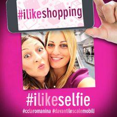 #ilikeshopping #selfie #cclaromanina