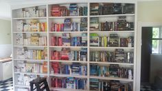 Nooks, Libraries, Bookcase, Shelves, Home Decor, Shelving, Decoration Home, Room Decor, Library Room