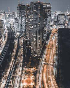 Tokyo Drift by stilez #architecture #building #architexture #city #buildings #skyscraper #urban #design #minimal #cities #town #street #art #arts #architecturelovers #abstract #photooftheday #amazing #picoftheday