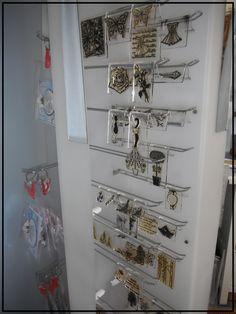 Nellies Handmade Cards: Craft Room Storage Ideas