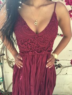 Sexy Backless V-neck Lace Patchwork Chiffon Club Dress - Meet Yours Fashion - 2