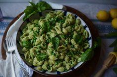 Creamy Pea Pesto | Vegan