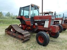 Interesting IH tractor.1086,1485 or 1586