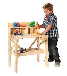 4bc9bcfb3ee8 Product  Discovery Kids® Wooden Workbench Wooden Work Bench