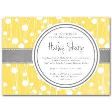 yellow flower invitation - Google-haku