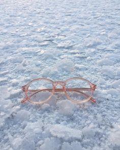 "You can't get too much winter in the winter. Robert Frost ""Spanish Coffee"" handmade in Italy. #massadaeyewear #massada"