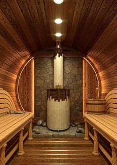 Наши работы | Feringer.su Sauna Steam Room, Sauna Room, Saunas, Homemade Sauna, Sauna House, Master Suite Bathroom, Outside Pool, Sauna Design, Outdoor Sauna