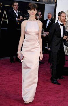 Anne Hathaway #Oscars