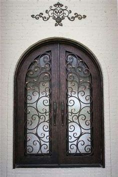 1000 Images About Door Amp Window Decor Faux Wrought Iron