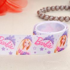 """Little Sweetie Cupcake Grosgrain Ribbon 7//8/"""" 22mm **DIFFERENT COLOURS**"""